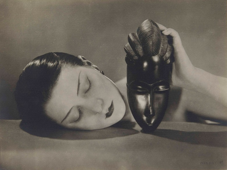 Man Ray (1890-1976), Noire et Blanche, 1926. Estimate €1,000,000-1,500,000. This lot is offered in Stripped Bare Photographs from the Collection of Thomas Koerfer on 9 November at Christie's in Paris