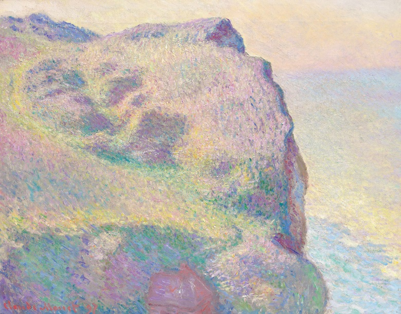Claude Monet (1840-1926), La Pointe du Petit Ailly, 1897. 28⅞ x 36½  in (73.5 x 92.7  cm). Estimate $6,000,000-8,000,000. This lot is offered in the Impressionist & Modern Art Evening Sale on 13 November 2017  at Christie's in New York
