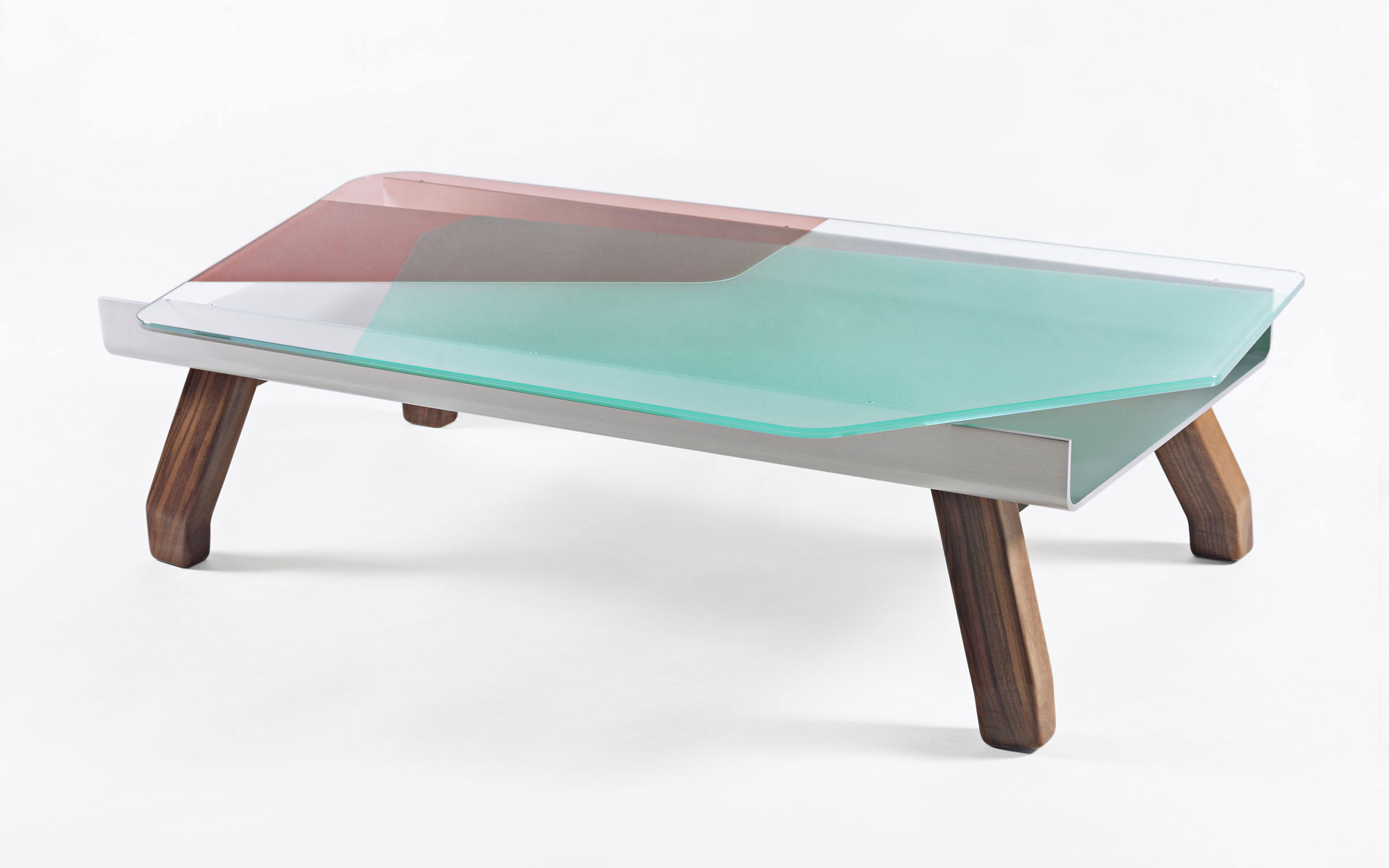 Hella Jongerius, Dragonfly coffee table on display at PAD London 2017 © Sylvie Chan-Liat, Courtesy Galerie kreo