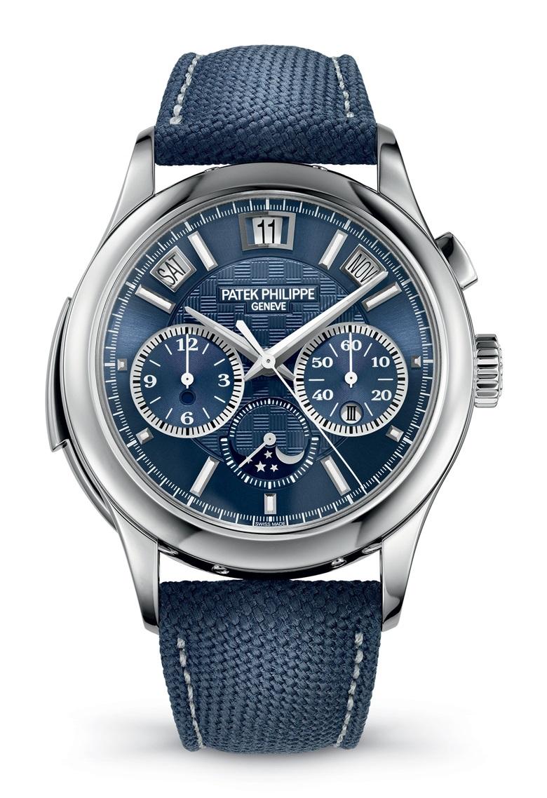 "Patek Philippe ""Advanced Research"" Ref. 5550P Watch Uses ...  Patek Watch"