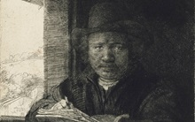 ​Before the mirror: Rembrandt' auction at Christies