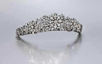 Collecting guide: Tiaras auction at Christies