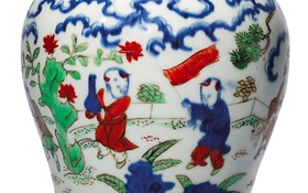 Ming-dynasty art and furnitur