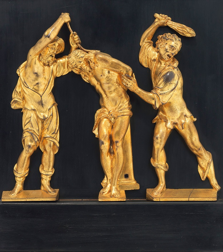 Flagellation of Christ, follower of Giambologna (1529-1608), first half 17th century. 7¾ in (19.6 cm) high. This lot was offered in European Sculpture on 6 December 2017 at Christie's London and sold for £3,750