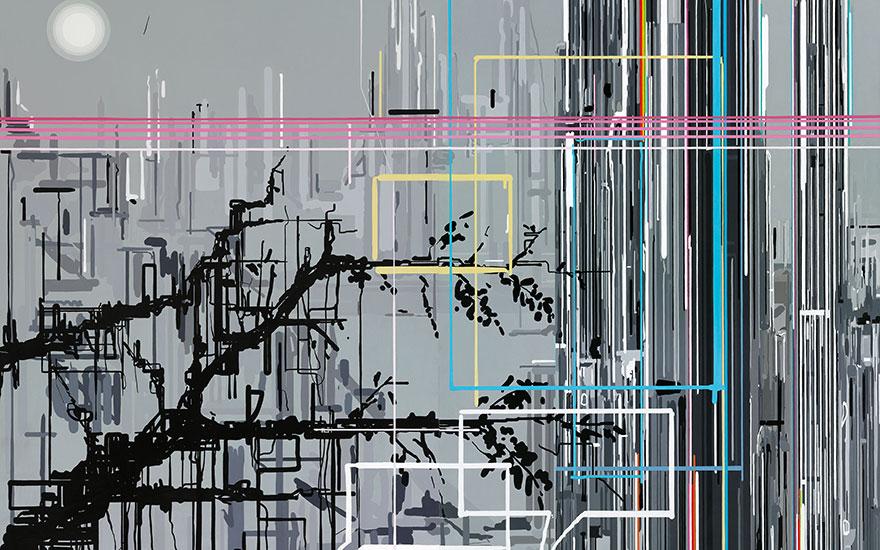 'More minimal, more conceptual