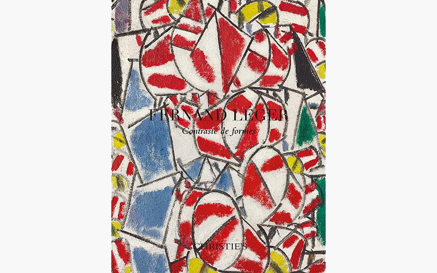 Special Publication: Fernand Léger, Contraste de forms