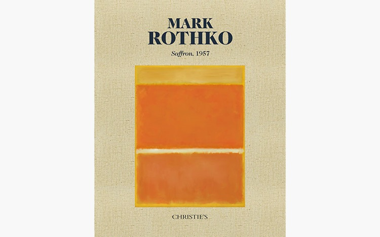 Special Publication: Mark Roth auction at Christies