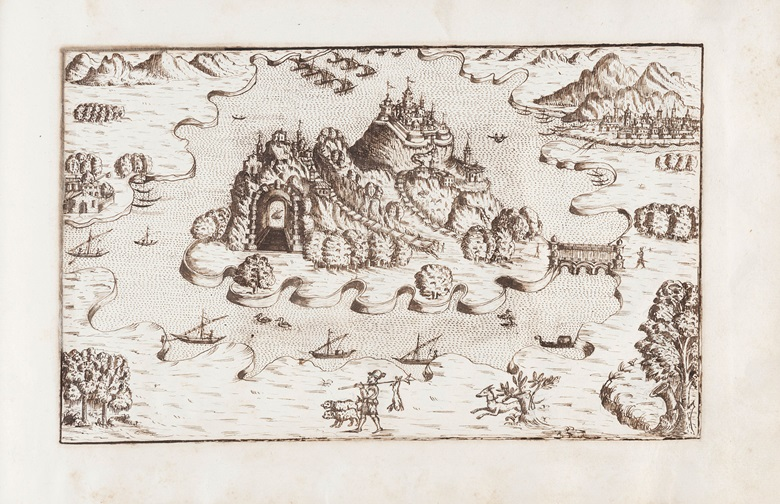 Marco Verricci (fl. late 16th century), Immaginazioni Militari manuscript on paper, 1595. Estimate $90,000-120,000. This lot is offered in Fine Printed Books and Manuscripts Including Americana on 5 December 2017  at Christie's in New York