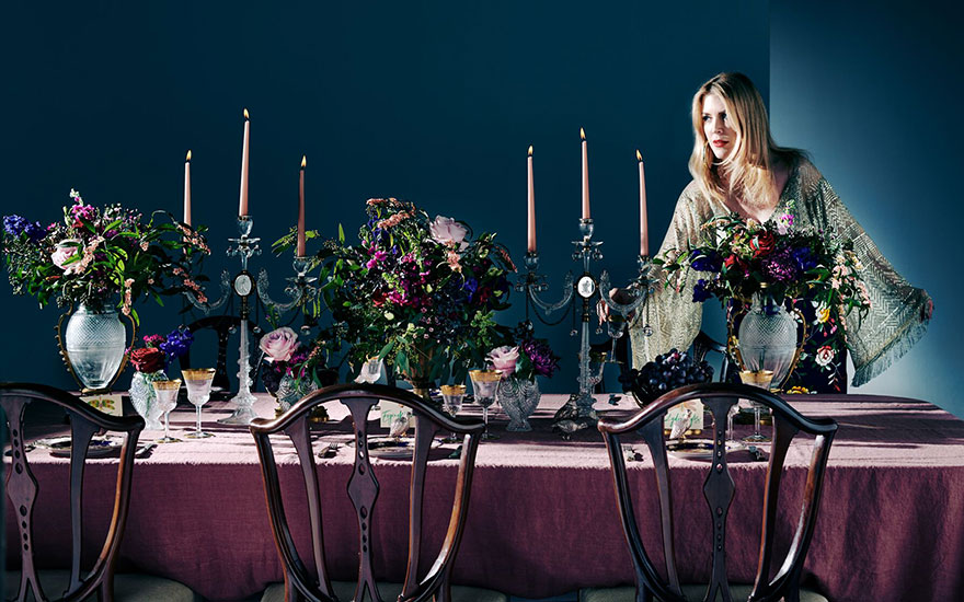 Fiona Leahy plans the perfect dinner party