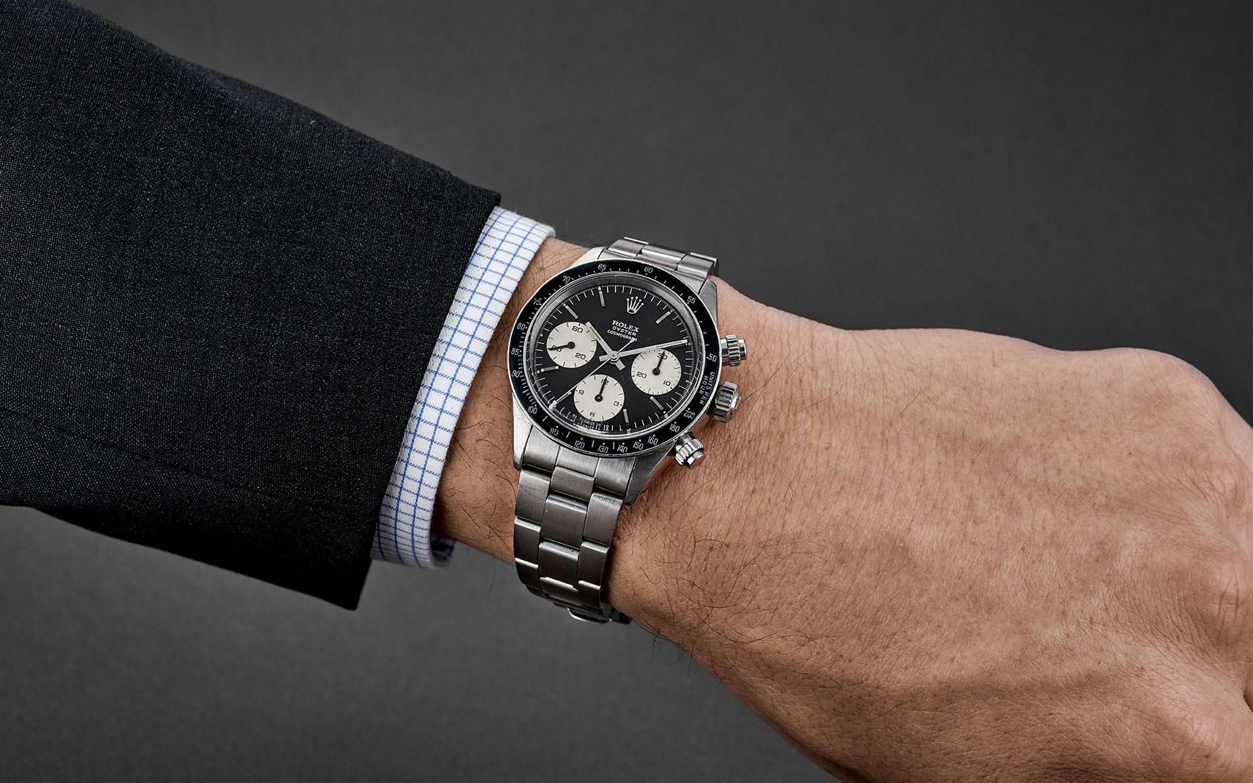 Deconstructed: Rolex Sigma dia