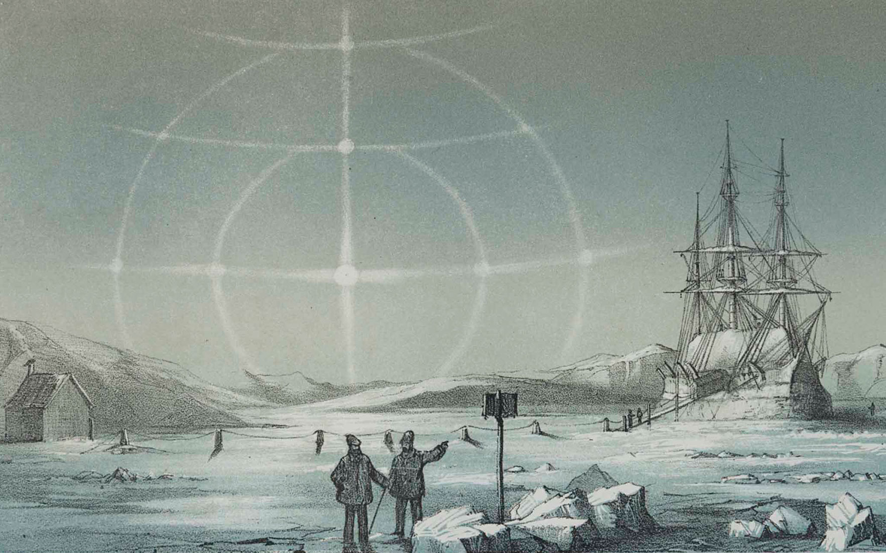 From Shackleton to Nansen — th
