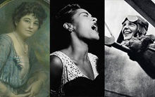 The singer, the aviator and th auction at Christies