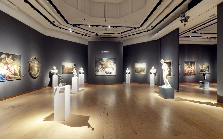 Virtual tour: Old Masters at C
