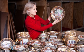 Live like a Rockefeller — A Ch auction at Christies