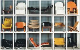 Take a seat — Designer chairs