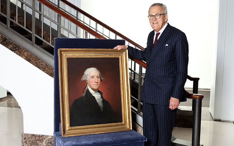 Live like a Rockefeller — A Gi auction at Christies