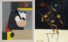 Abstraction Beyond Borders — A auction at Christies
