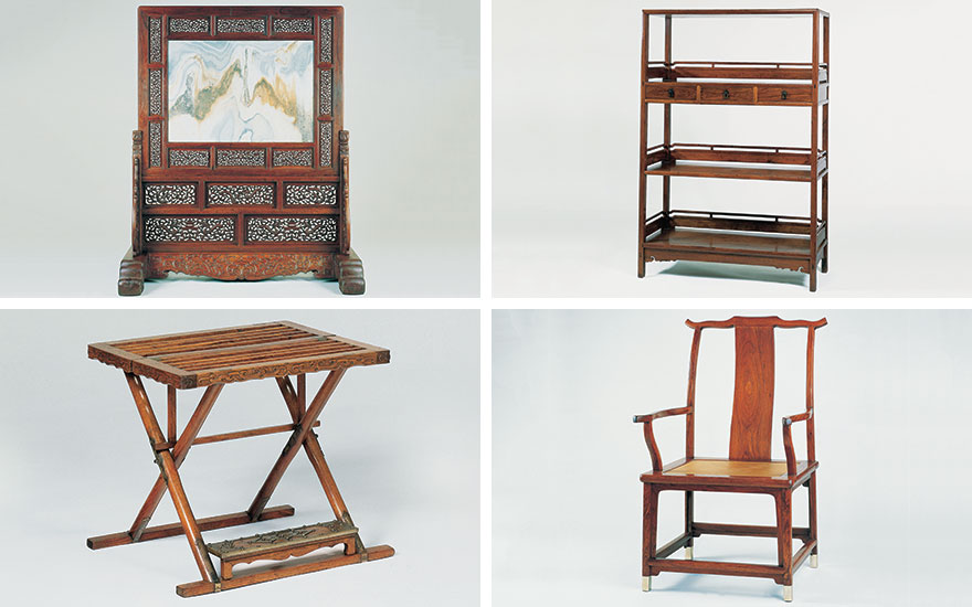 Classical Chinese furniture —