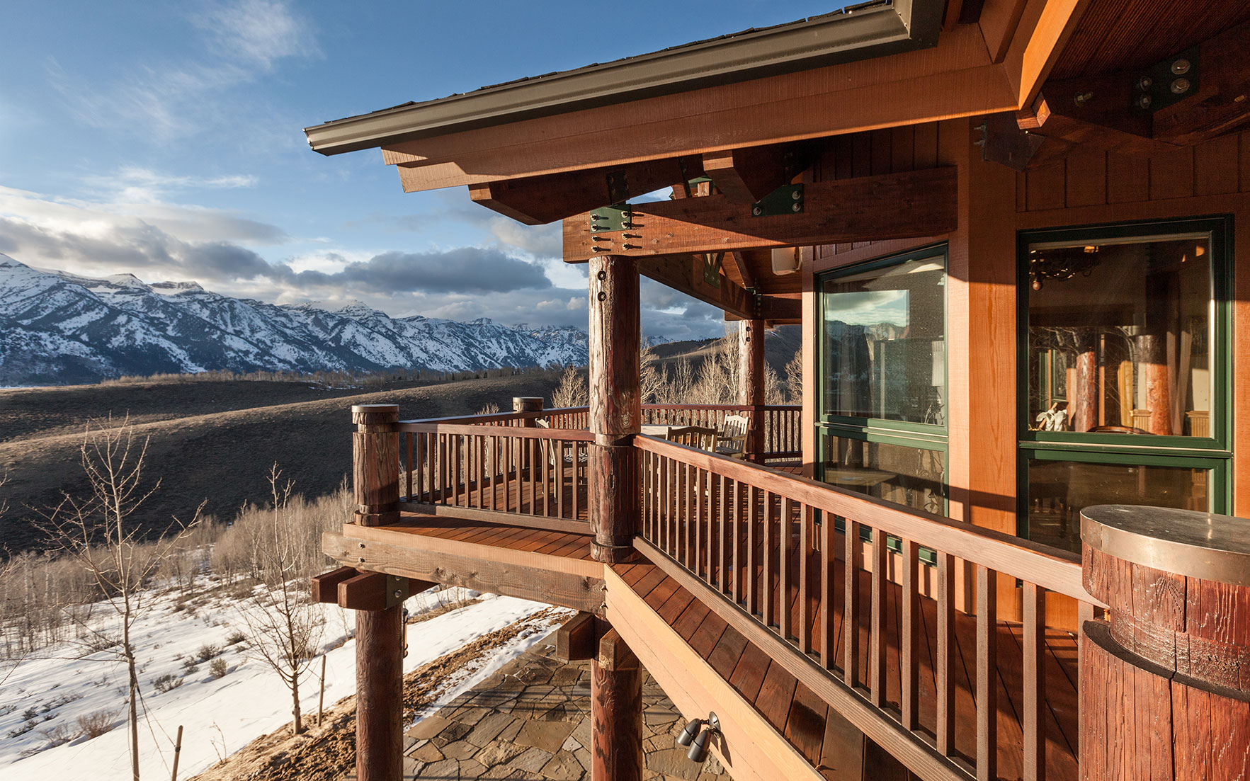 Luxury Living Homes for lovers of winter sports