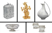 A brief history of decorative  auction at Christies