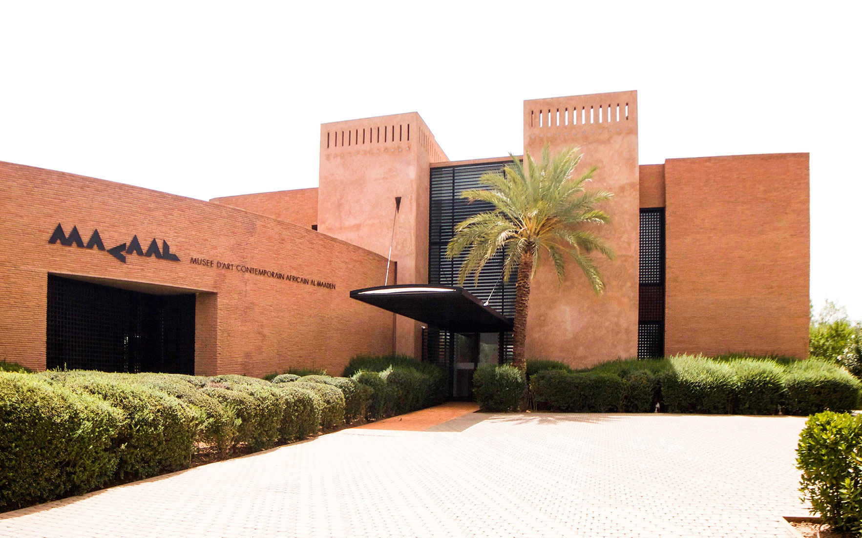 The Museum of African Contemporary Art Al Maaden (MACAAL), Marrakech