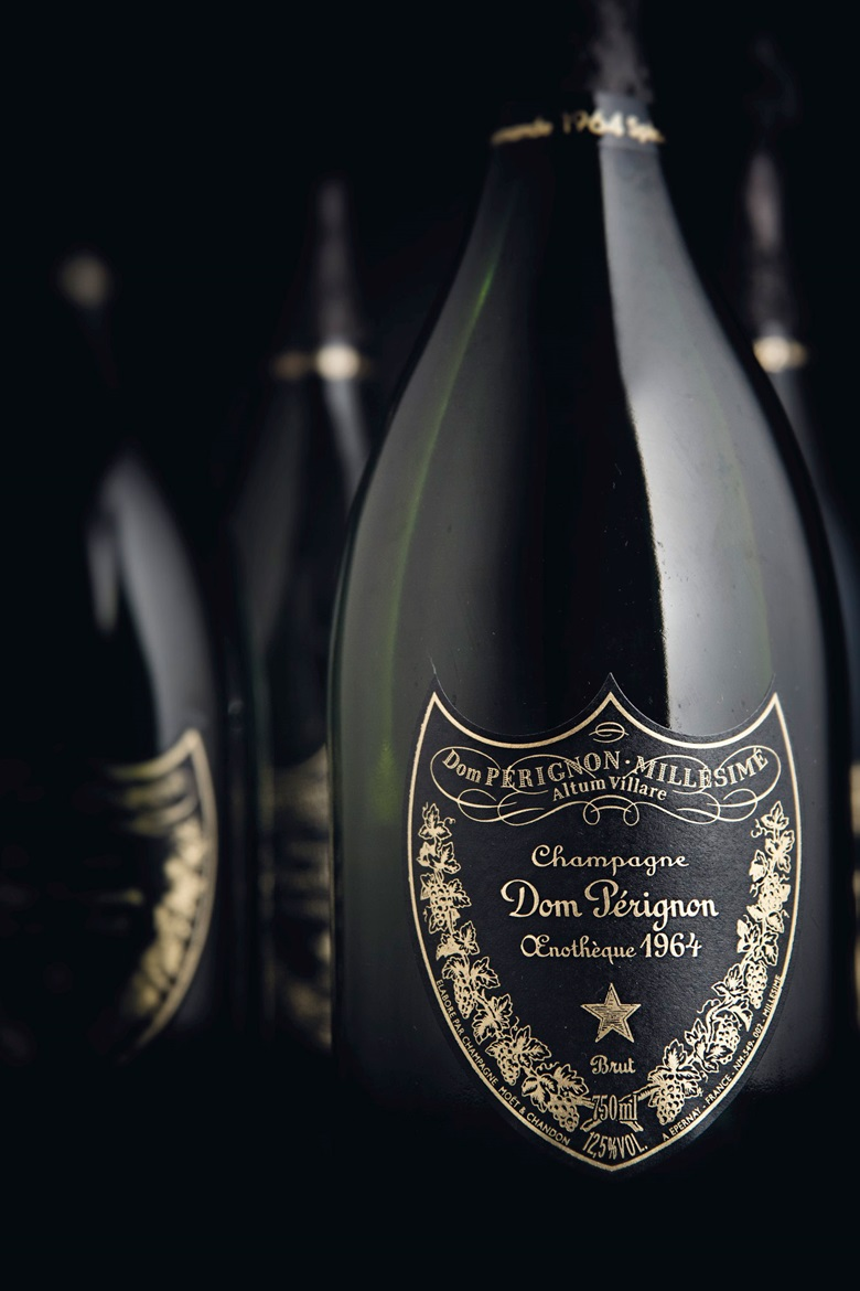 Dom Pérignon, Oenothèque 1964. One bottle, in original presentation carton. Estimate £1,200-1,500. This lot is offered in the Fine and Rare Wines Including Wines from the Grandi Cru d'Italia Estates sale on 15 March at Christie's in London