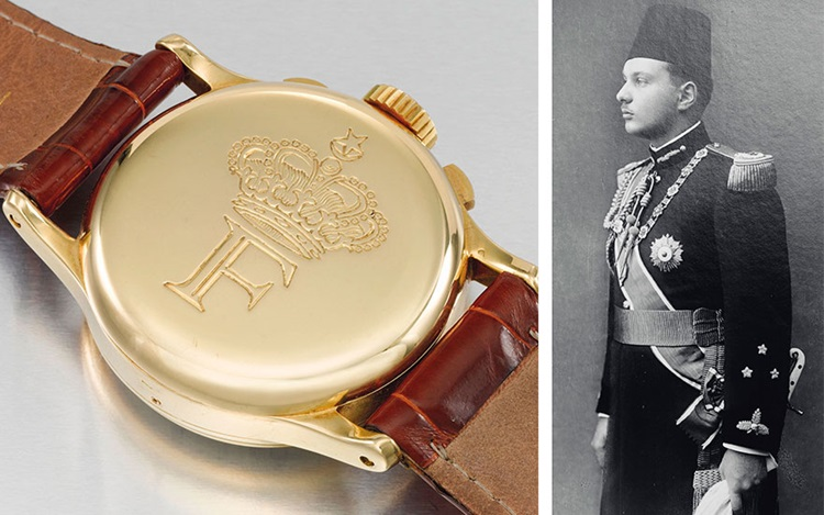 5 minutes with... King Farouk' auction at Christies