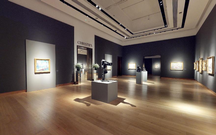 Virtual tour: Impressionist an