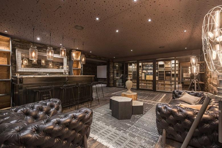 Luxury Living Unique Wine Rooms And Cellars Christie S