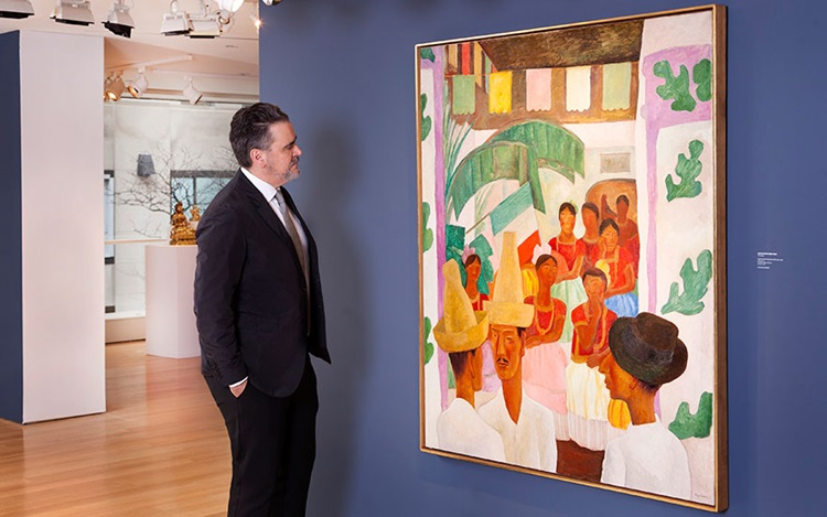 Live like a Rockefeller — The  auction at Christies