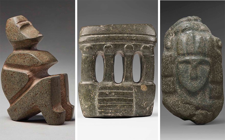 Pre-Columbian art — A new collector's guide