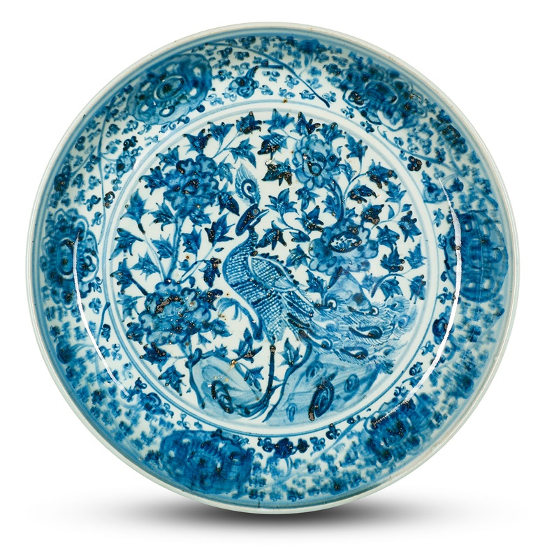 Shades Of Blue Subtle Differences In Chinese Blue And