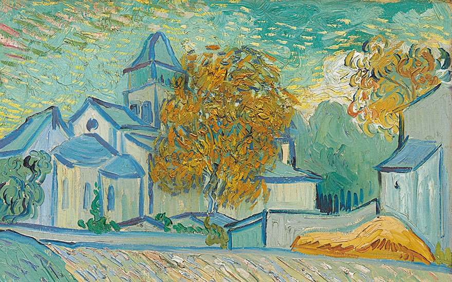 From the outside in: Van Gogh'