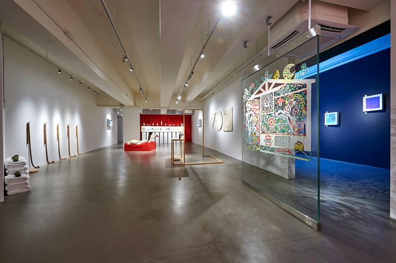 The Para Site gallery in Quarry Bay. Photo courtesy of Para Site and artists