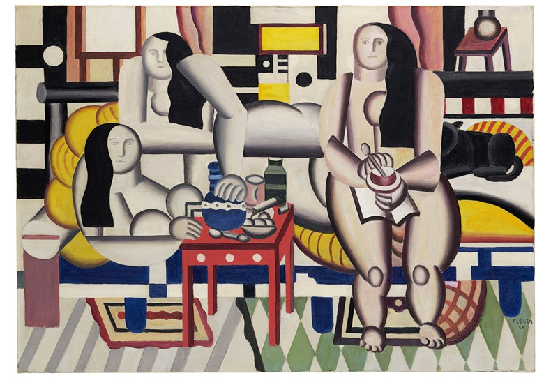 Property of an Important Collector. Fernand Léger (1881-1955), Le grand déjeuner, 1921. Estimate $15,000,000-25,000,000. This work is offered in the Impressionist and Modern Art Evening Sale on 15 May at Christie's in New York © ADAGP, Paris and DACS, London 2018
