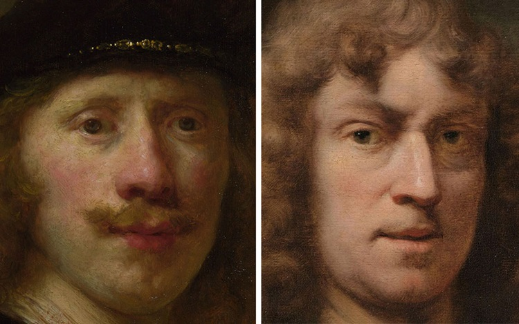Flinck and Bol — Rembrandt's s auction at Christies