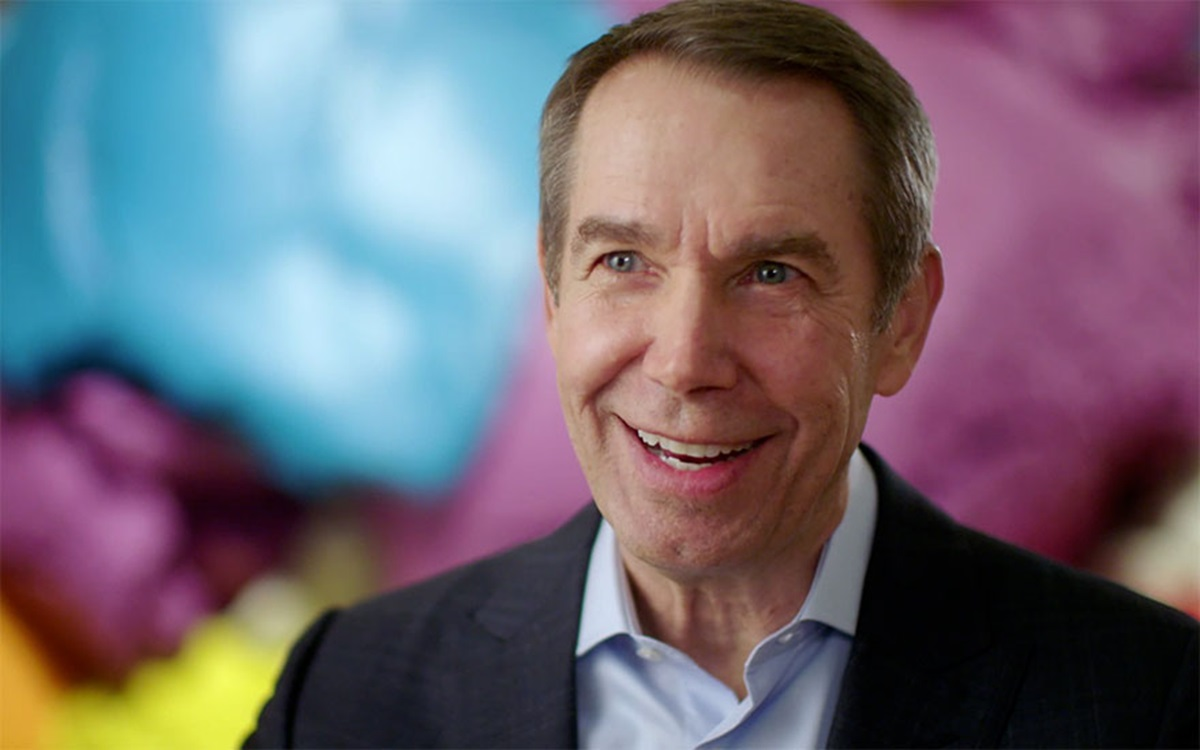 'Capturing a feeling of creation': Jeff Koons on <em>Play-Doh</em>