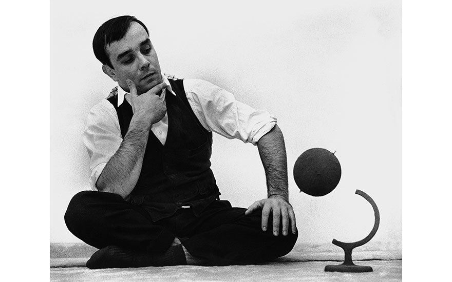 Yves Klein: 'He had no limit'
