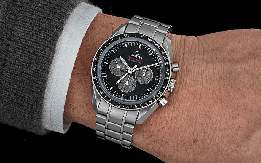 Deconstructed: Omega Speedmast