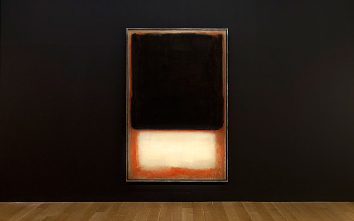 Mark Rothko: 'I want to be very intimate and human'