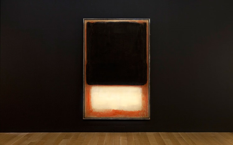 Mark Rothko: 'I want to be ver auction at Christies
