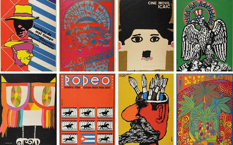 Art, revolution and the 'Golden Age of the Cuban Poster'