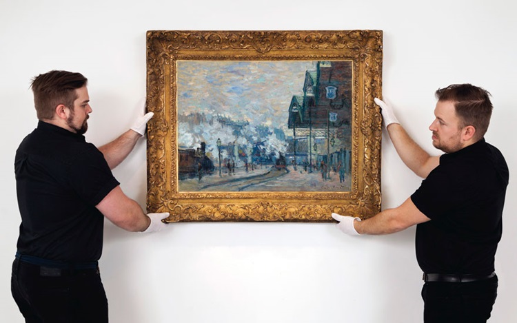 'Monet at his Impressionist be auction at Christies