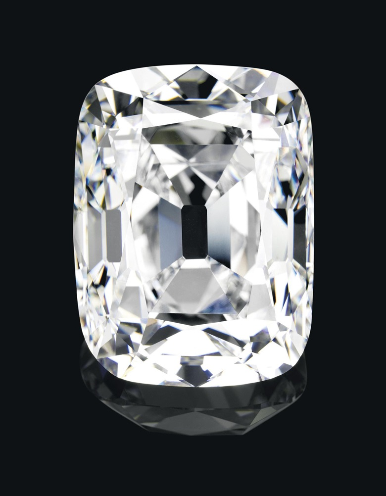 The Archduke Joseph Diamond. Sold for CHF 20,355,000 on 13 November 2012 at Christie's in Geneva © Denis Hayoun  Diode SA