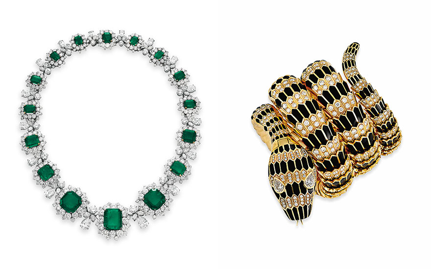 Collecting guide Bulgari jewellery