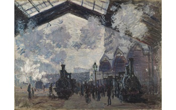 Monet, architecture and his pa auction at Christies