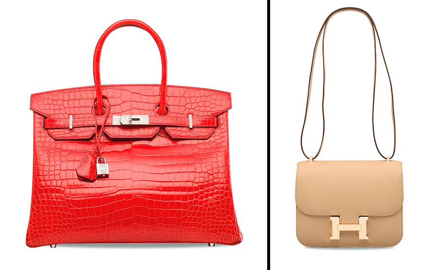 The Evolution Of A Handbag Collector