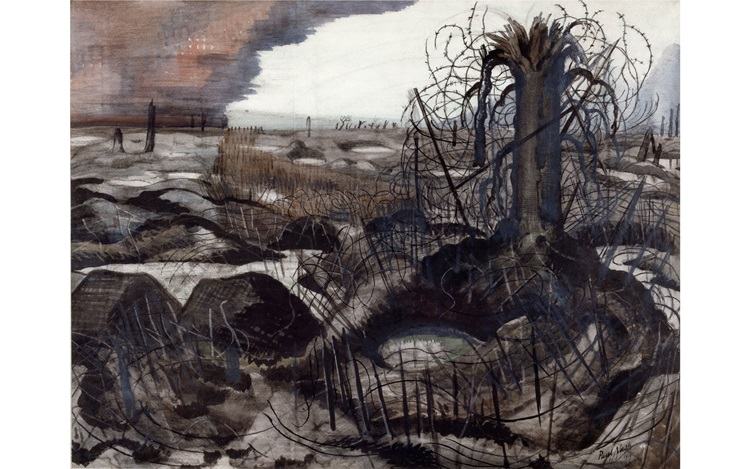 Tate Britain's Aftermath: Art  auction at Christies