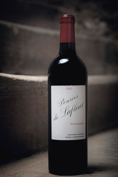 Pensées de Lafleur 2010, 12 bottles per lot. Estimate $1,400-1,800. This lot is offered in Finest Wines and Spirits Featuring Superb Burgundy, a Collection of Château Lafleur and Other Guinaudeau Family Estate Wines on 14-15 June 2018 at Christie's in New York