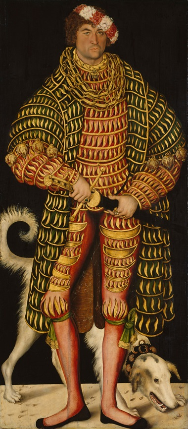 Lucas Cranach the Elder, Henry the Pious, Duke of Saxony, 1514. High Society at the Rijksmuseum, 8 March-3 June 2018